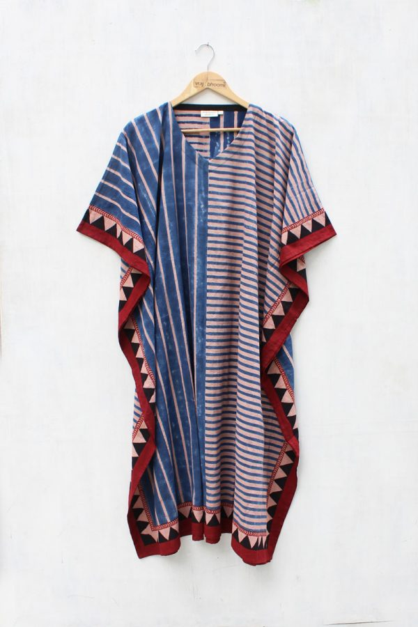Freesize Kaftan Dress – This & that stripes